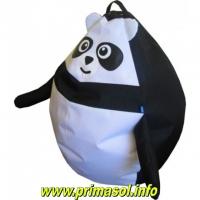 Бескаркасное кресло мешок Панда