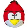 Бескаркасное детское кресло мешок Angry Birds